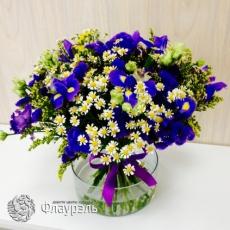 Цветы рустик