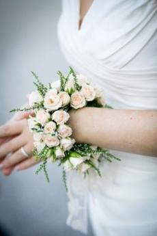 Браслет вместо букета невесты